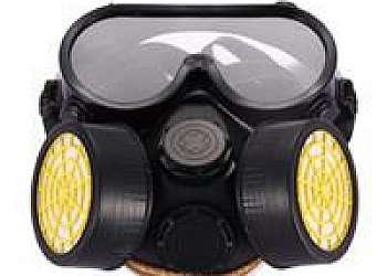 Máscaras de segurança