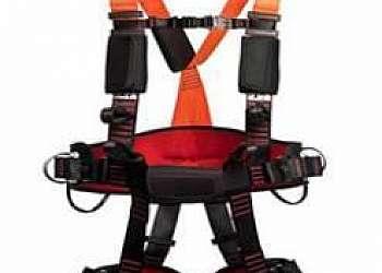 Cinto de segurança para eletricista com talabarte