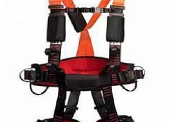 Cinto de segurança para trabalho em altura com talabarte