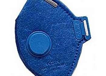 Máscara azul epi