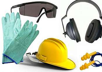 Distribuidores de equipamentos de proteção individual
