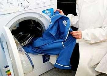 Empresa de lavagem uniforme nr 10