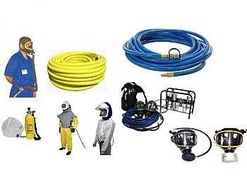 Equipamento de proteção respiratória autônoma