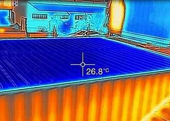 Avental térmico para alta temperatura
