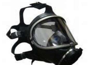Máscara autônoma para espaço confinado