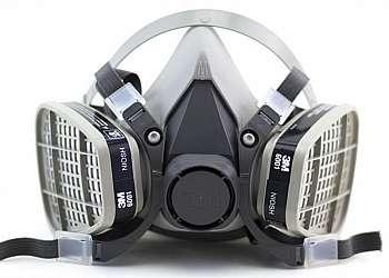 Máscara respirador