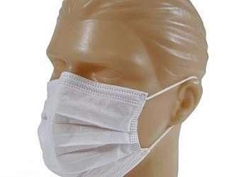 Epi máscara de proteção hospitalar