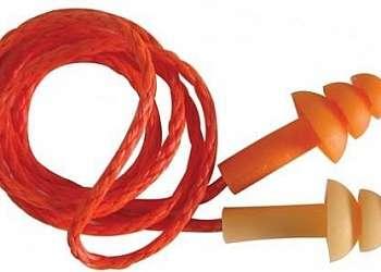 Protetor auricular copolímero