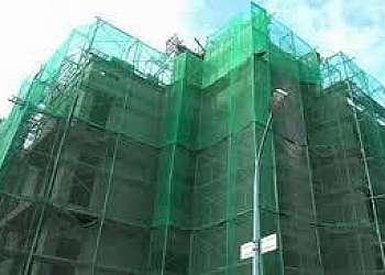 Capacete de construção civil