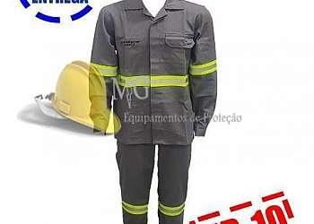 Uniforme eletricista risco 2